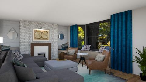 Jackson2 - Living room  - by louisdhe