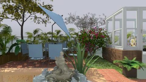Garden - Classic - Garden  - by Jamie Kline_165