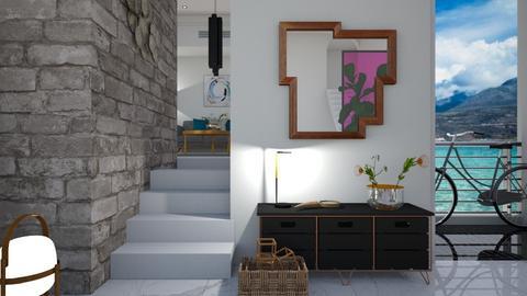 homed stairs - Modern - by Louisa caulton