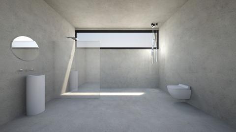 min bath - Bathroom - by ak designs