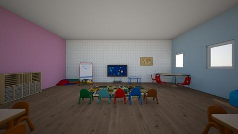 tiny kindergarten  - Modern - by 29catsRcool