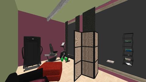 yjlr - Living room - by Aifei