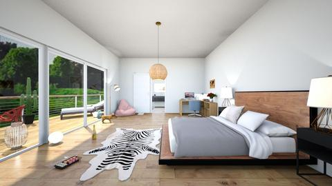 Bedroom suite 2 - Bedroom  - by Marion_