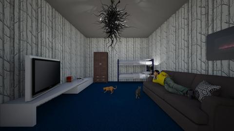 mydreambedroom - Bedroom  - by jaxo