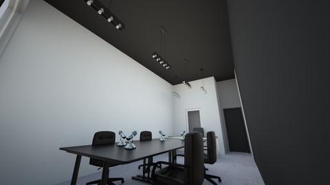 111 Chabanel - Office  - by pbalabanos