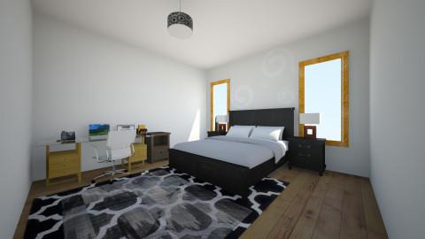 jk - Bedroom - by marius iulian