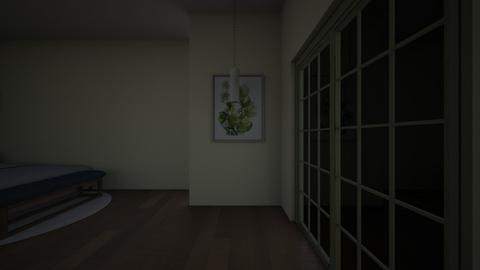 my room - Modern - Bedroom  - by presleipflug