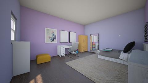 Habitacion nueva - Modern - Bedroom  - by Vintage_