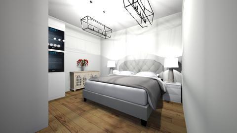 yatak oda - Classic - Bedroom  - by erdemaydin2011