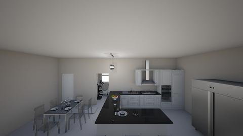 Design Rumah Minimalis - Modern - by rizkyyusufagung