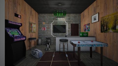 bar - by xavierwold
