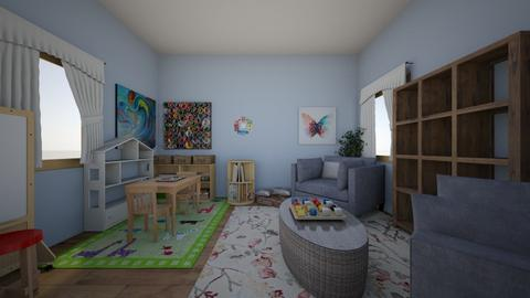 Play therapy room - Office  - by renehern