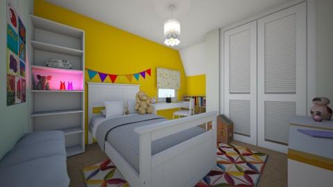 Room Renovation - Kids room  - by vagrfd