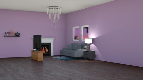 Calm Living Room - Living room  - by designgirl59