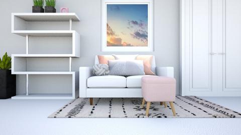 Happy Mothers Day - Living room - by Vanessa Aubrey