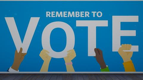 REMEMBER TO VOTE  - by Ellie665