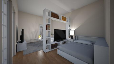mini house - Modern - Bedroom  - by oyennnnn