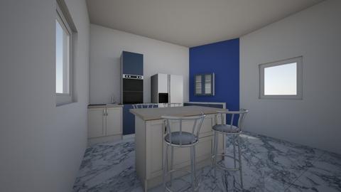 kitchen contest wren - Modern - Kitchen  - by percy_jackson_geek