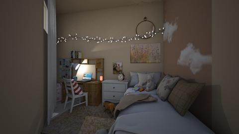 akane - Bedroom  - by Kokore