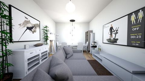 salon - Living room  - by natalykeith