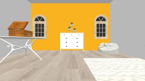 Caitlin - Modern - Bedroom  - by sellcait12