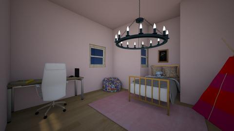 Childs Bedroom - Kids room  - by Mack3609