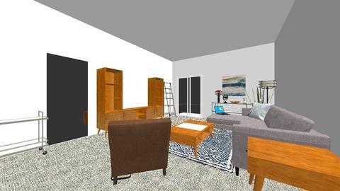vinenette 2  - Retro - Living room  - by Ddex99