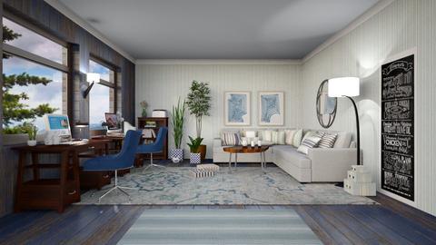 Lynn Anne - Office  - by Ferplace