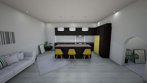 For designkitty31 - Kitchen  - by Arianna_10