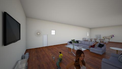 shantes crib  - Modern - Dining room  - by Shante1