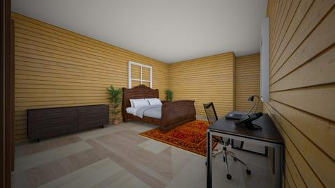 Room - Bedroom  - by nebuluz
