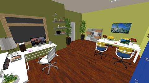 Arhitektonski studio 4 - Office  - by sara013