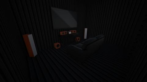 kxll - Bedroom  - by Gracjan1