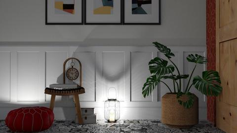 Hallway - by eliseatlife