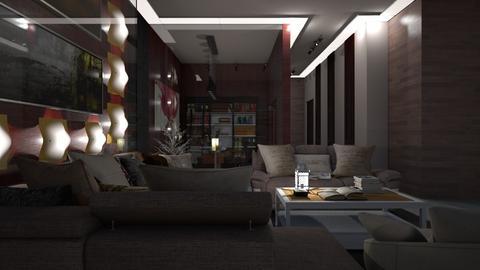 Apartment Living Room - Modern - Living room  - by Ravina_9069