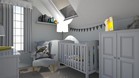 Kids - Kids room  - by w_ziarkiewicz