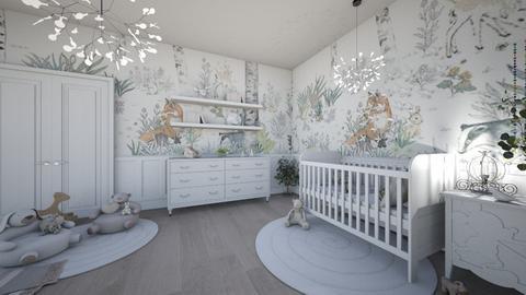 baby room  - by nikola00211