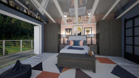 IP Diego - Bedroom - by PenAndPaper