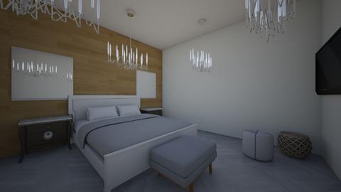 bedroom 1 - by CASEY TOIVONEN