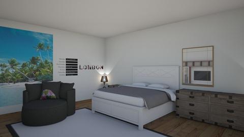 my room - Bedroom - by kasum9430