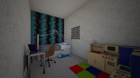 kids bedroom - Classic - Bedroom  - by Myroomslivey