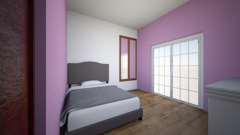 nazaa - Bedroom - by juanata