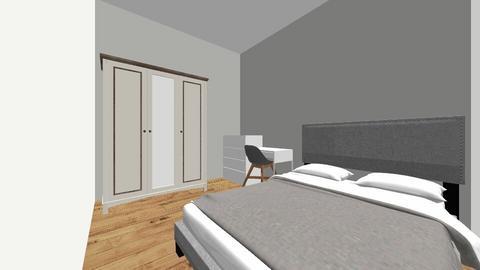 Adel szoba - Bedroom  - by adel300