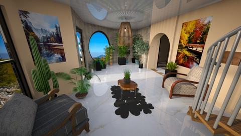 urban Jungle - Modern - Living room - by Luiz Klosovski