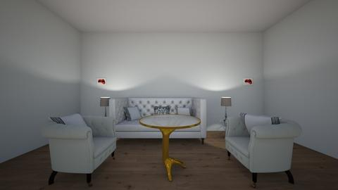 modern living room - Modern - Living room  - by Breanna with an e