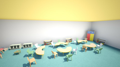 lolo - Vintage - Kids room - by ASU ARQUITECTURA
