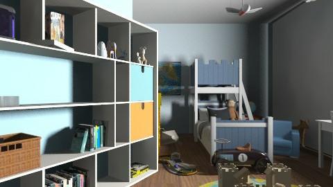 okgh - Kids room  - by ok sosa