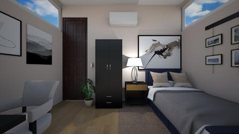 Bedroom ARVT3 - Modern - Bedroom  - by alilabs