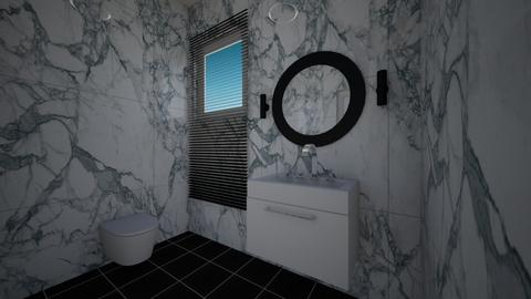 WC Assignment 7 - Bathroom - by Amelia Strachan Interiors