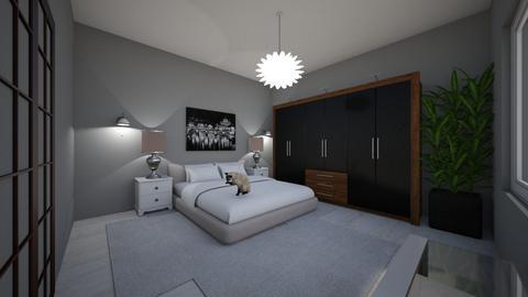 bedd - Bedroom  - by danielidg